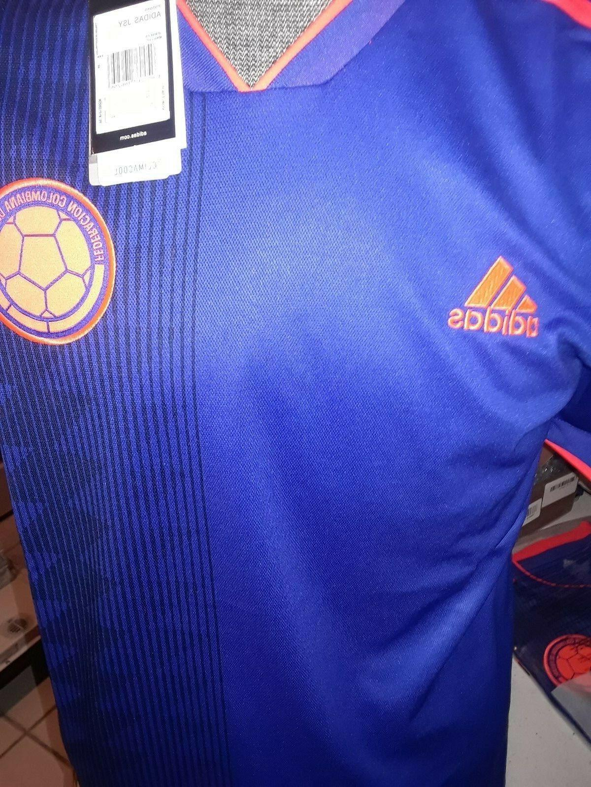 columbia jersey size large shirt soccer football