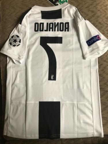brand new 22488 4fe9d Cristiano Ronaldo Juventus Soccer Jersey - FAST, FREE SHIPPING