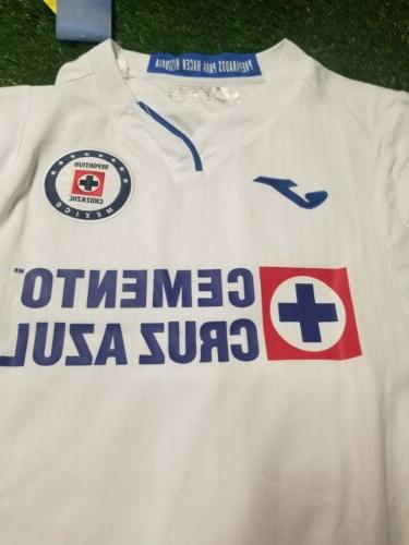Cruz Azul Away JOMA Hernamdez