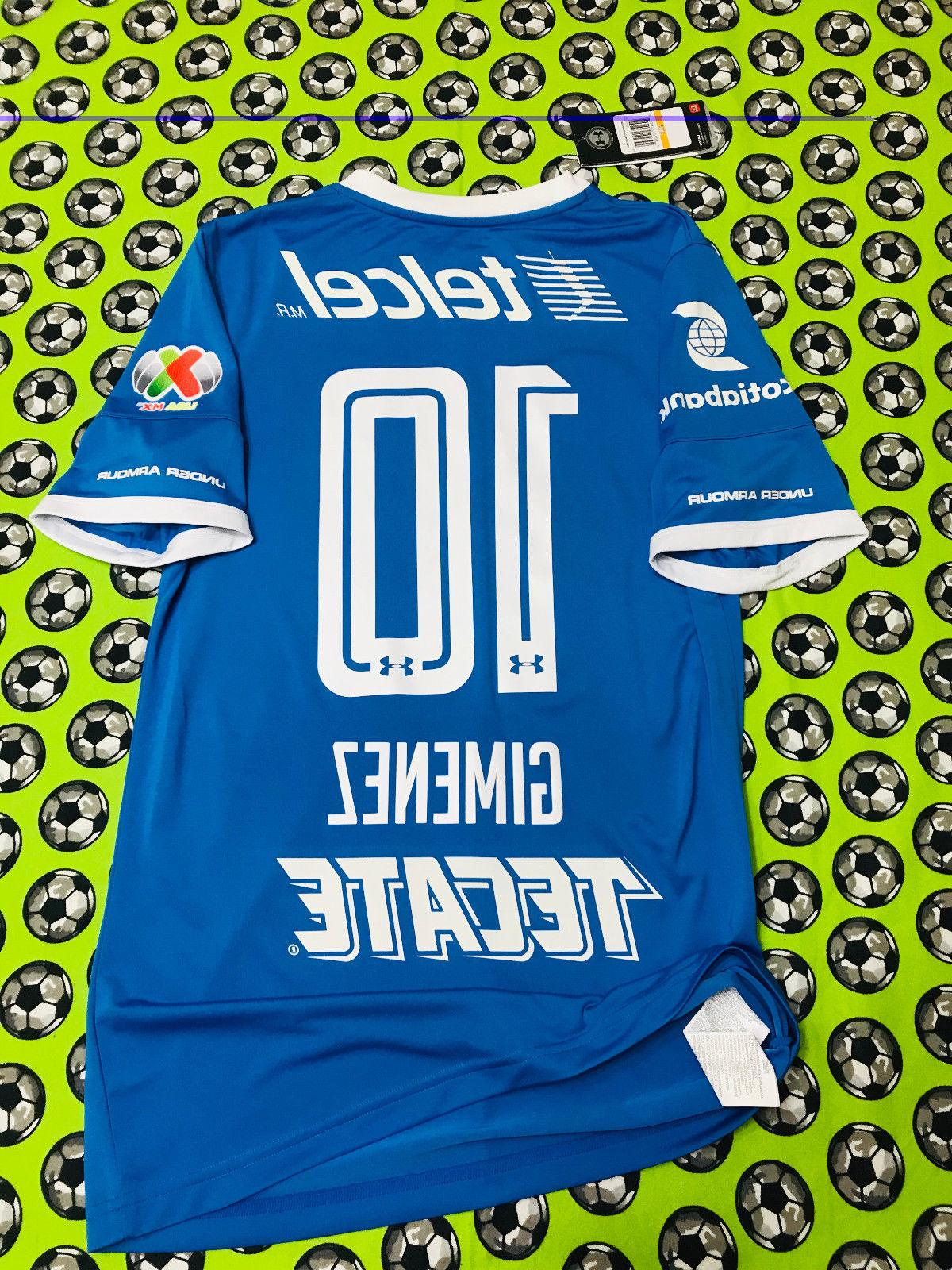 cruz azul home soccer football jersey 2016