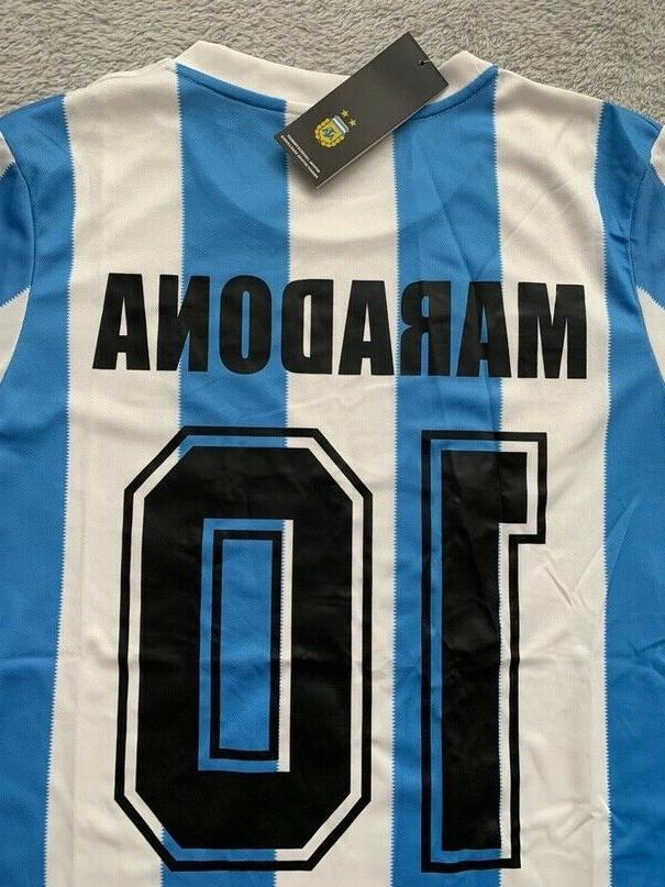 Diego Jersey Home Retro Jersey S