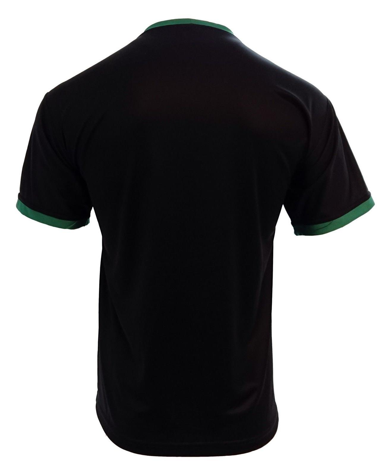 Durango Men Soccer Jersey Black by