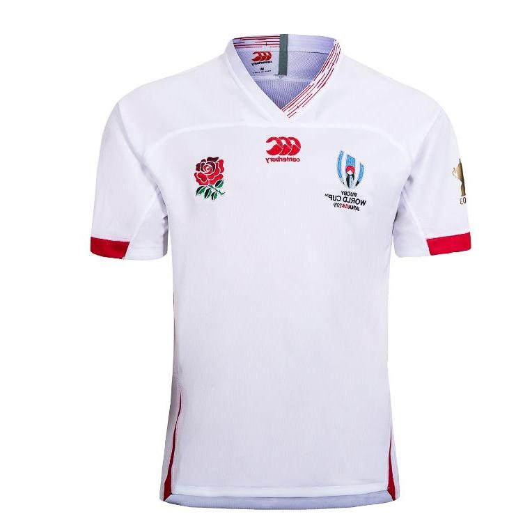 England RUGBY 2019 HOME AWAY <font><b>JERSEY</b></font> S-<font><b>3XL</b></font> quality