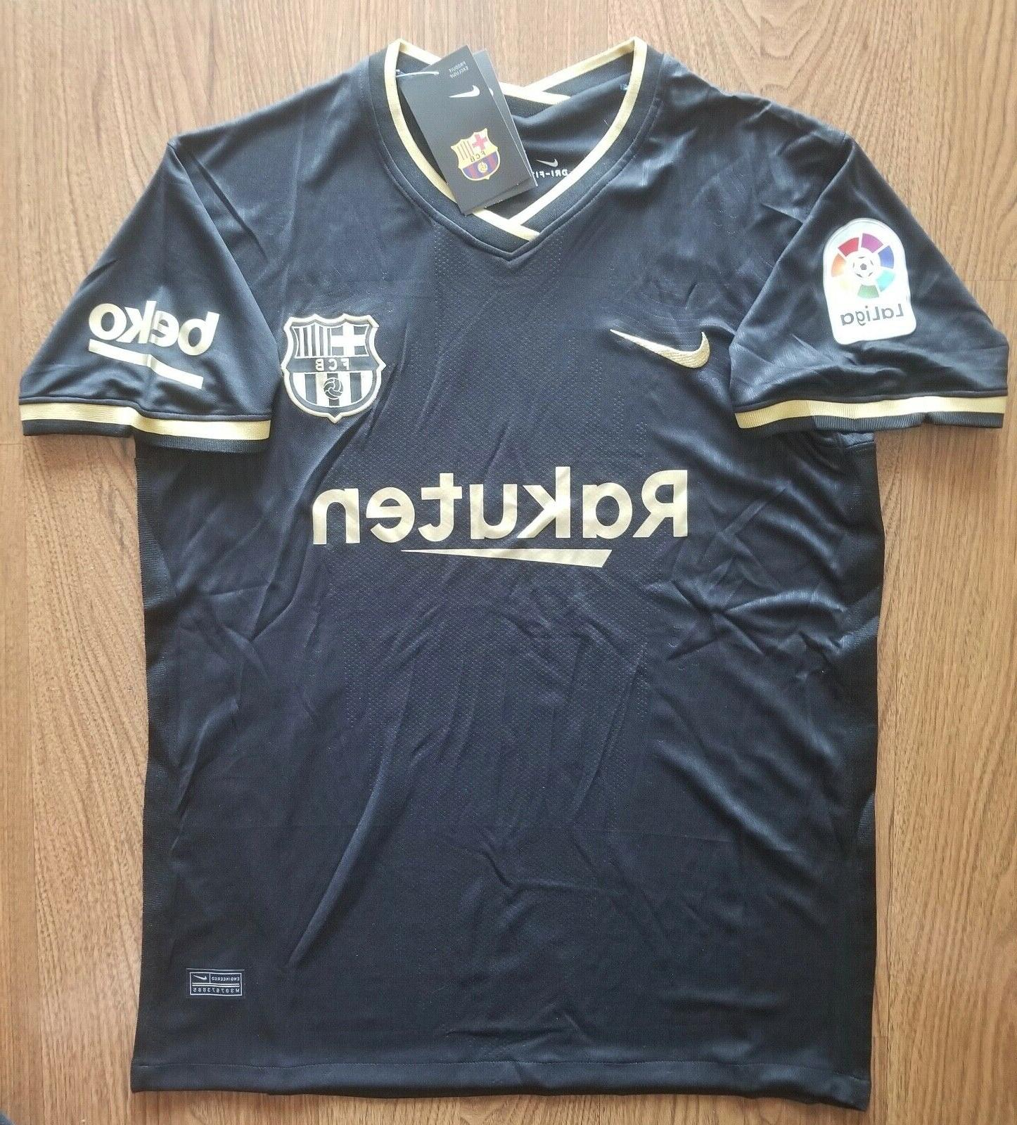 FC Barcelona Away 2nd Black