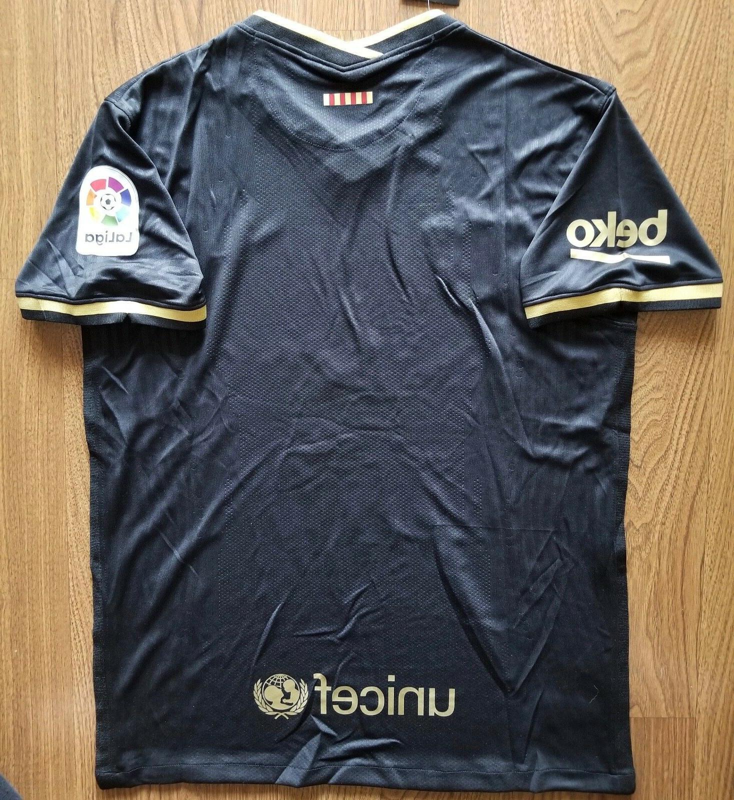 FC 2nd Black Jersey
