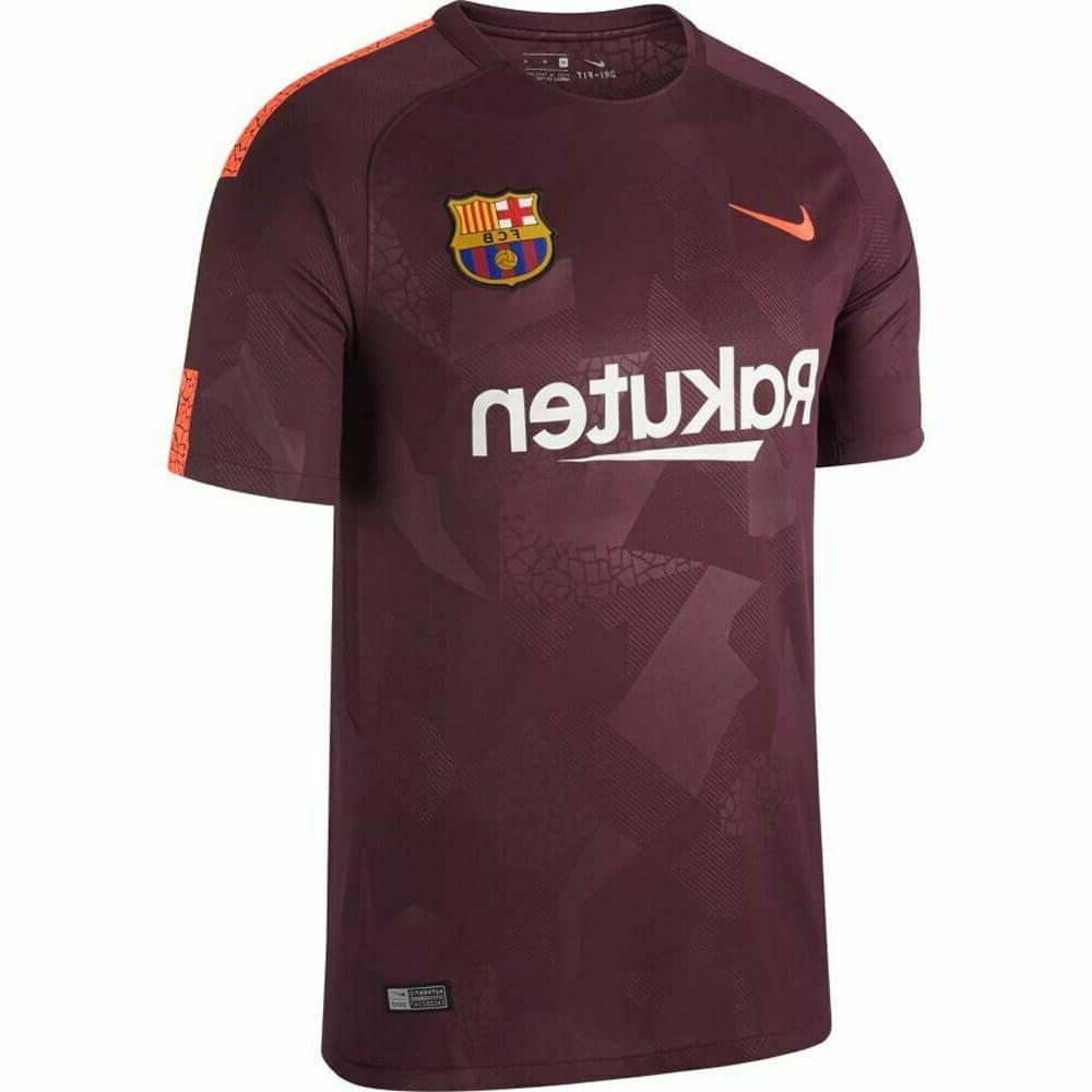 bed12e6f729 Nike FC Barcelona Official 2017 2018 Third Soccer