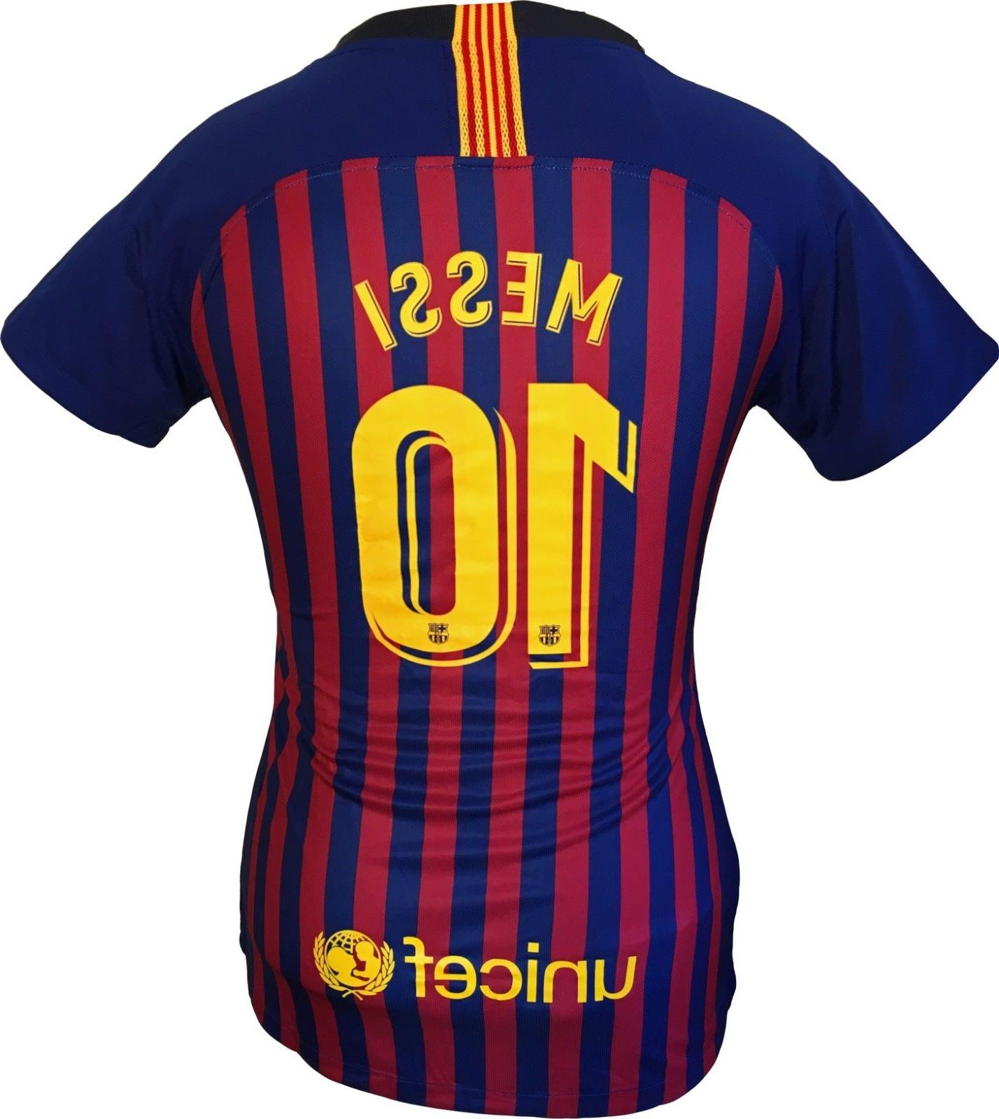 FC Soccer Messi All Sizes 2019