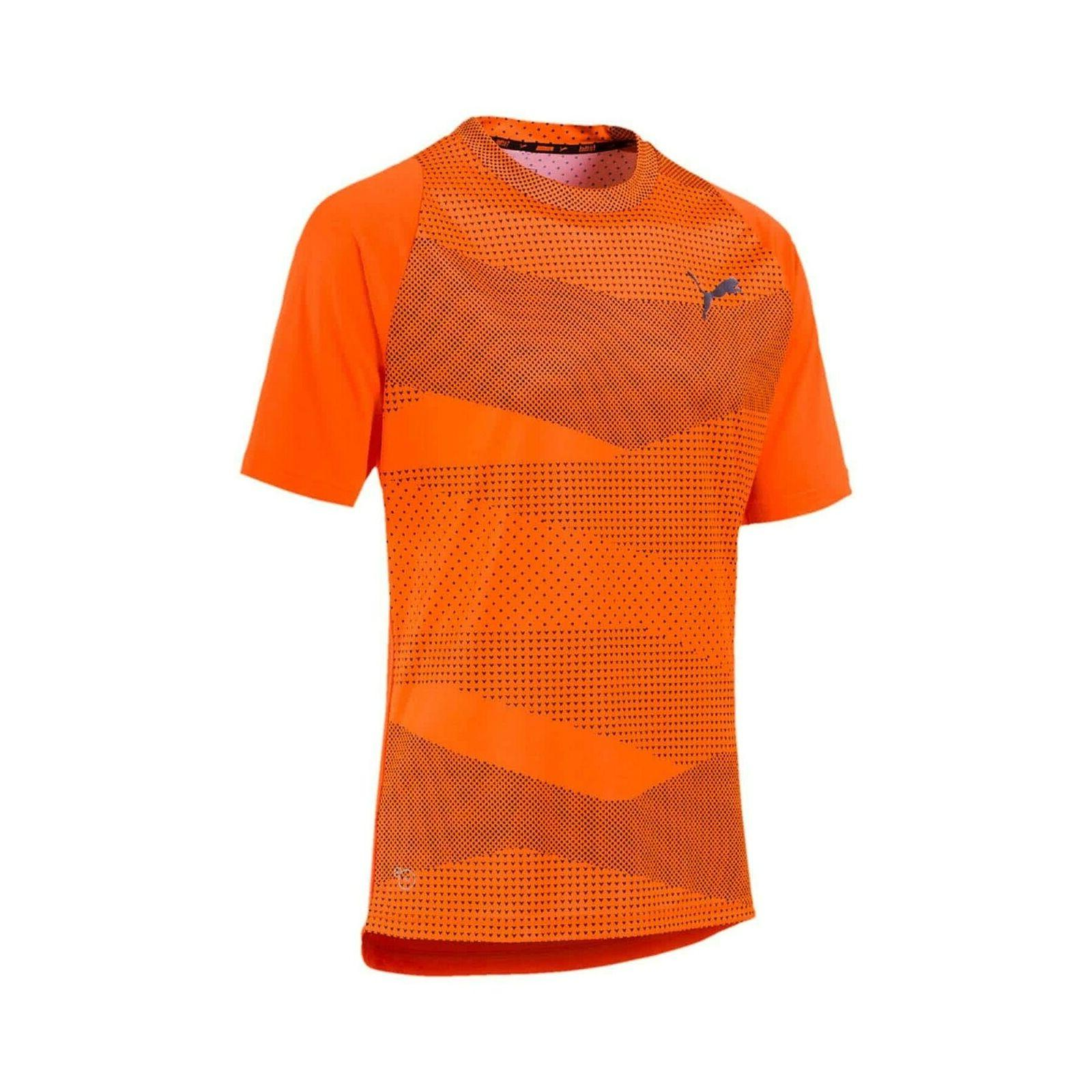 Puma Football Next Core Graphic Soccer Jersey Training Shirt