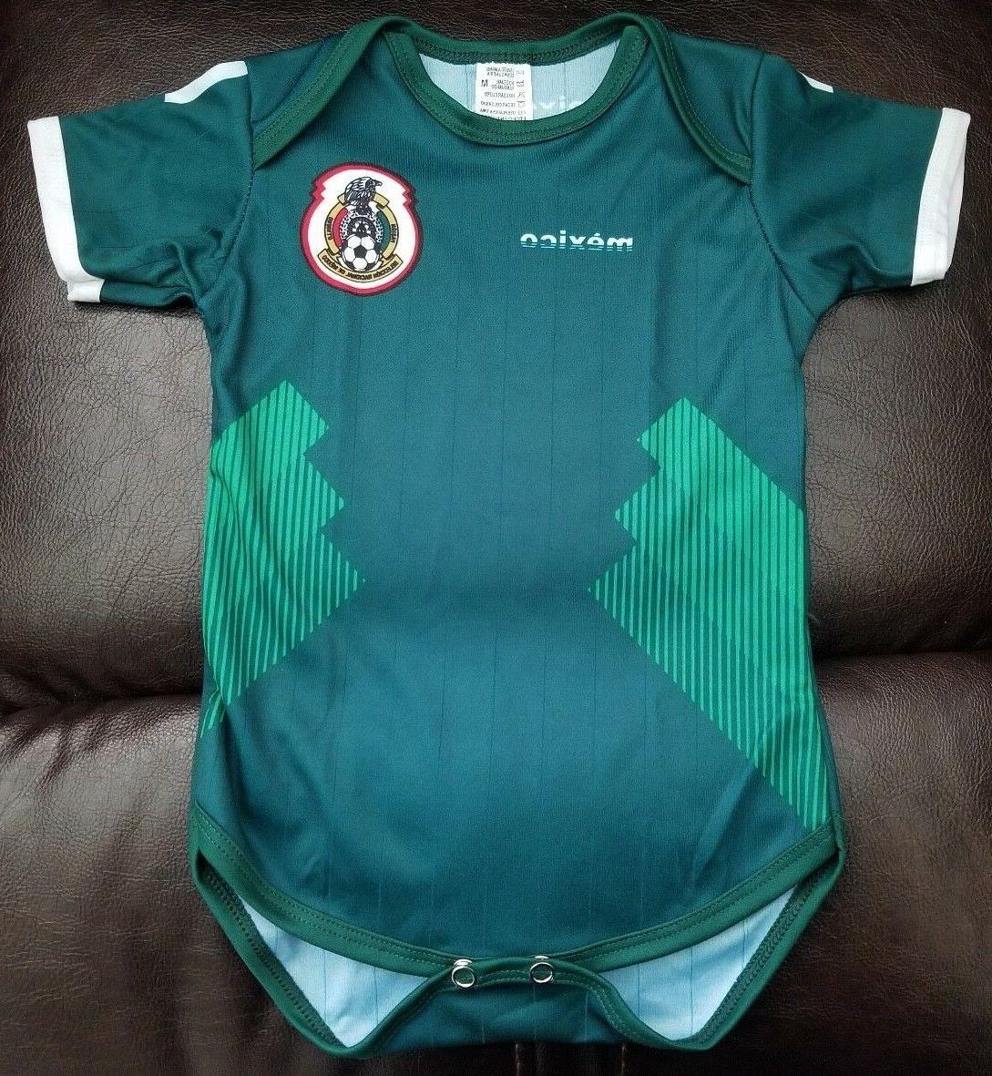 green mexico soccer team 2018 world cup