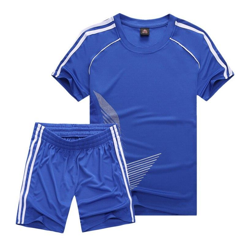 Soccer Set <font><b>Jersey</b></font> Sports Costumes for <f