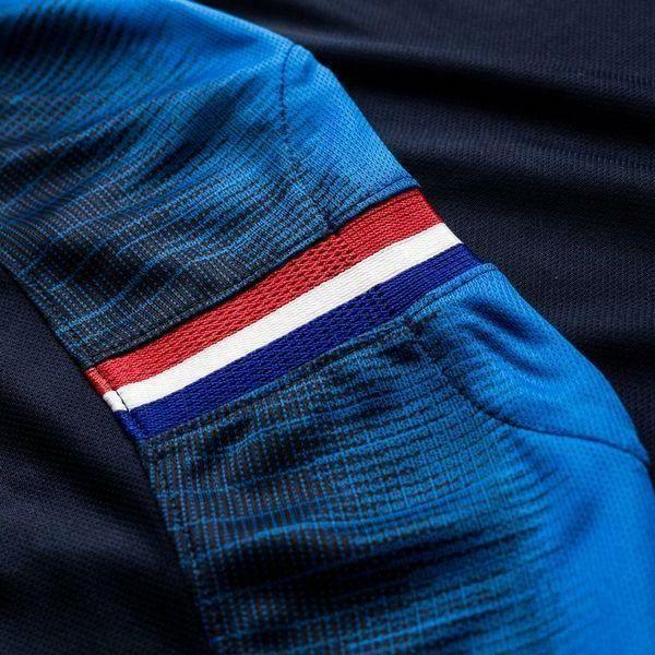 Nike KYLIAN MBAPPE France Football Soccer Game Jersey