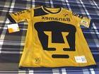 Pumas de la UNAM Mexico Futbol Puma New W/Tags YOUTH Small S