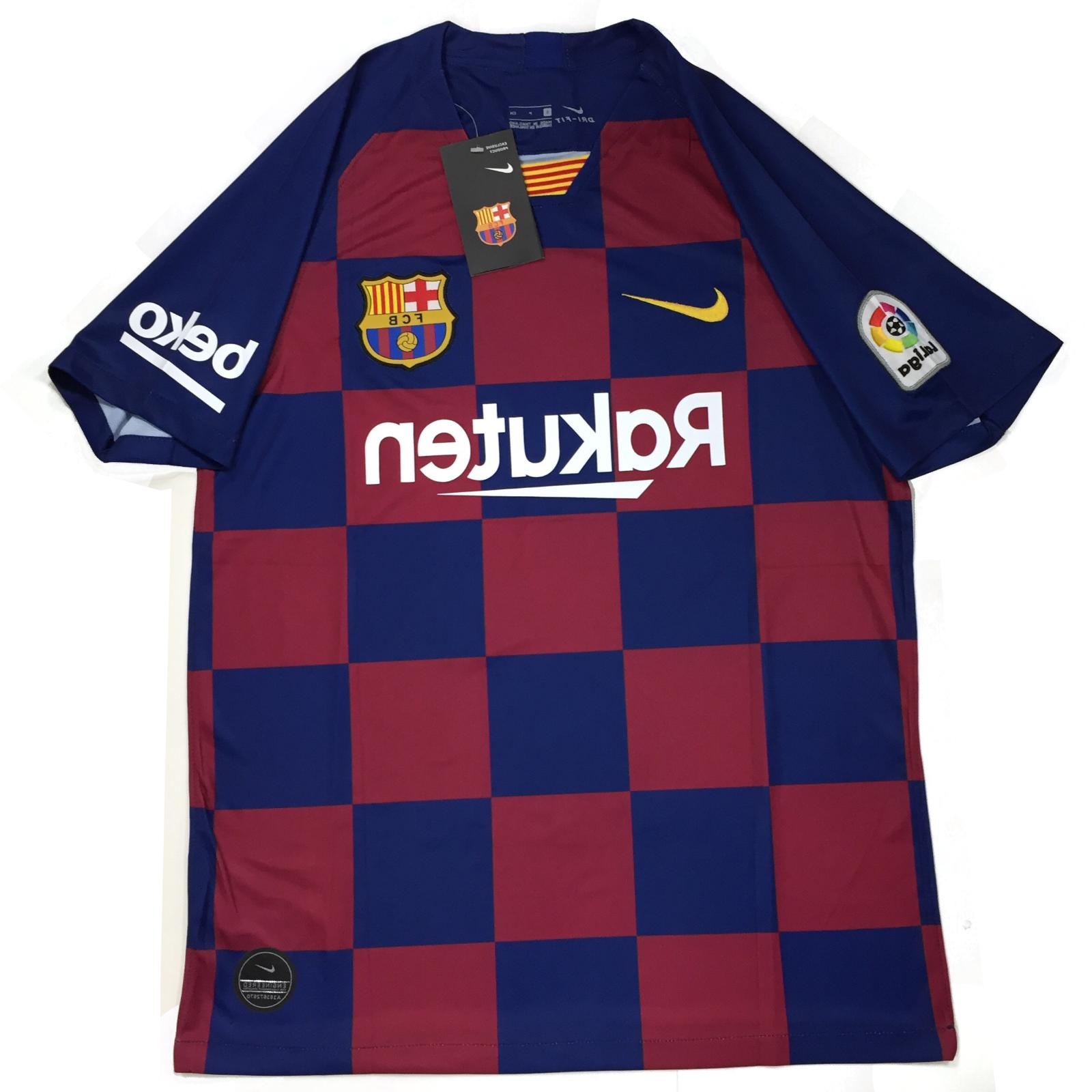 Lionel Messi #10 FC Barcelona 2019/2020 Size Up 4XL