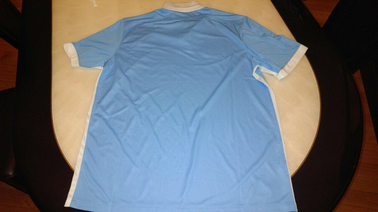 Nike Manchester City Soccer XL and 3XL