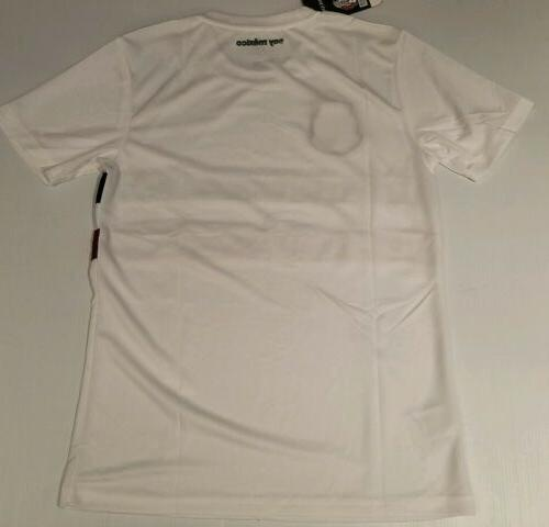 Men's Jersey White Color