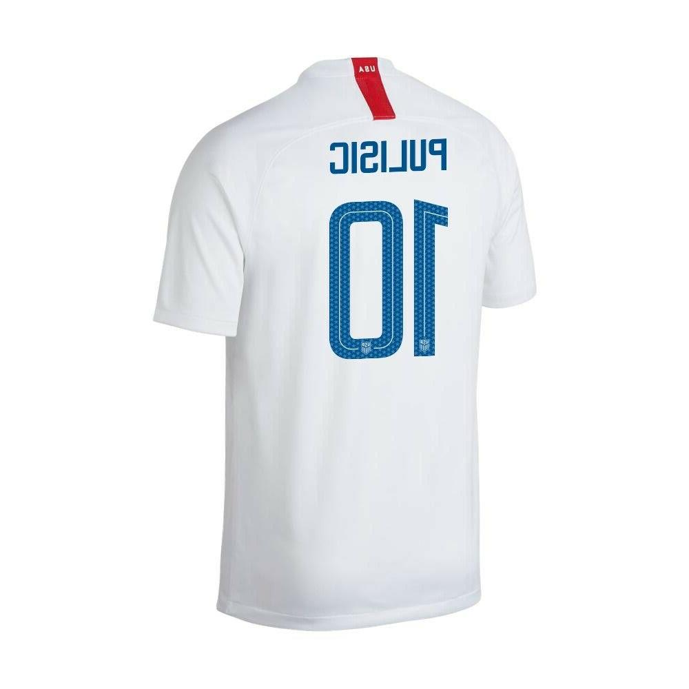 USA Home Soccer Jersey White - Nike
