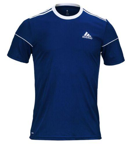 Adidas Men Climalite Top Soccer Fitness S/S Jersey