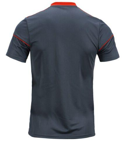 Adidas Men Climalite Top Soccer Fitness S/S