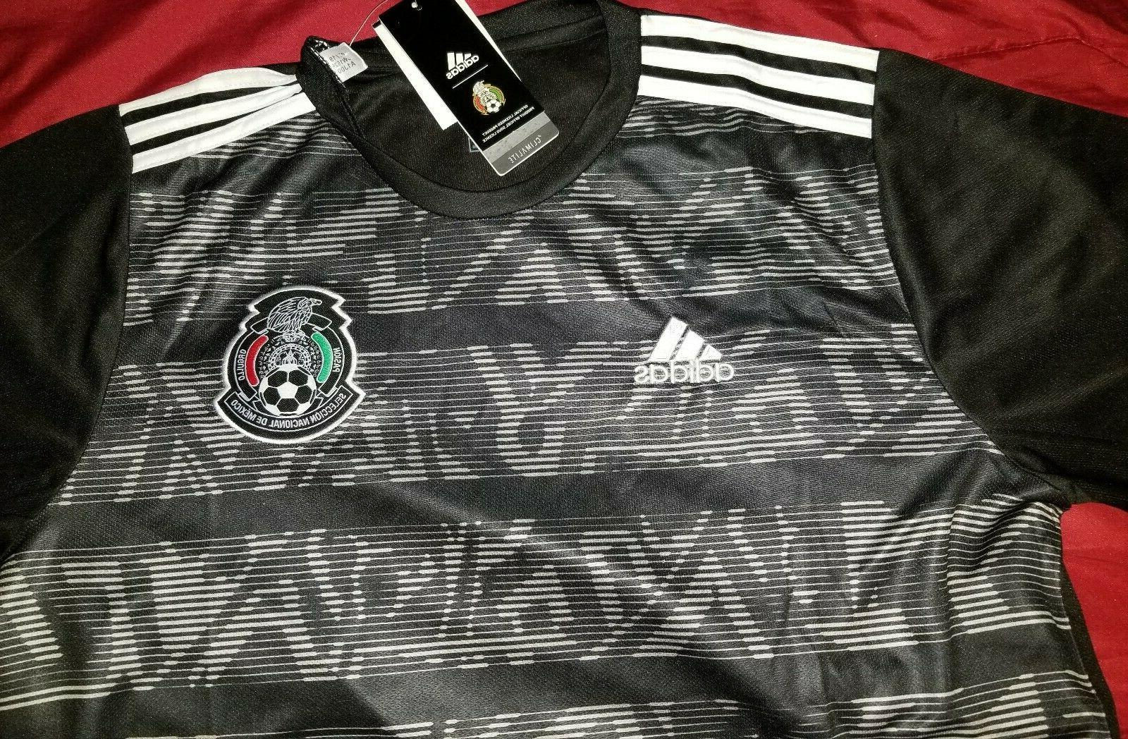 Mexico Jersey Gold