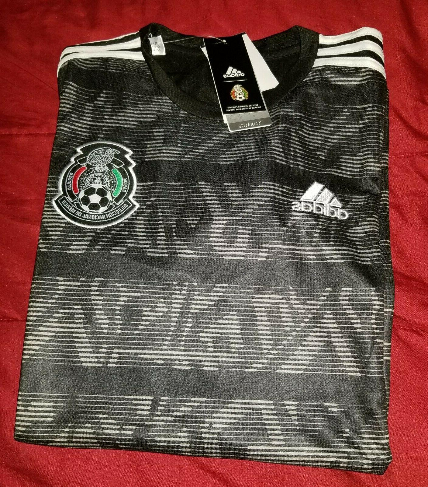 mexico black jersey 2019 gold cup