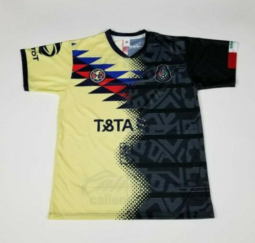 mexico club america soccer jersey