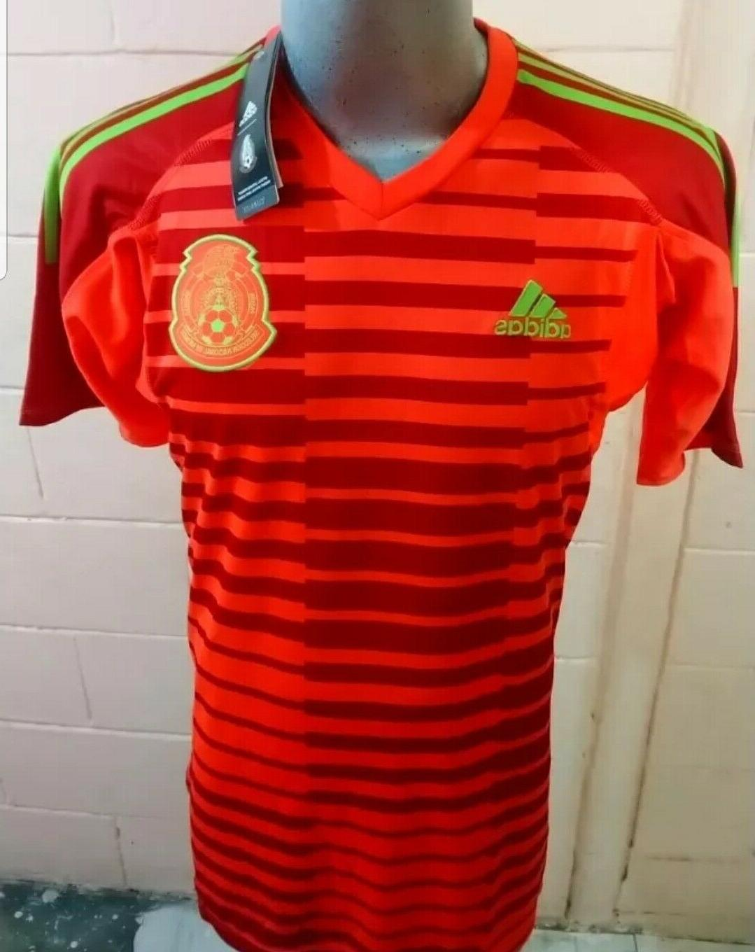 adidas mexico goalkeeper jersey Shop Clothing & Shoes Online