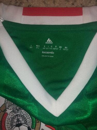 Mexico National Jersey Youth