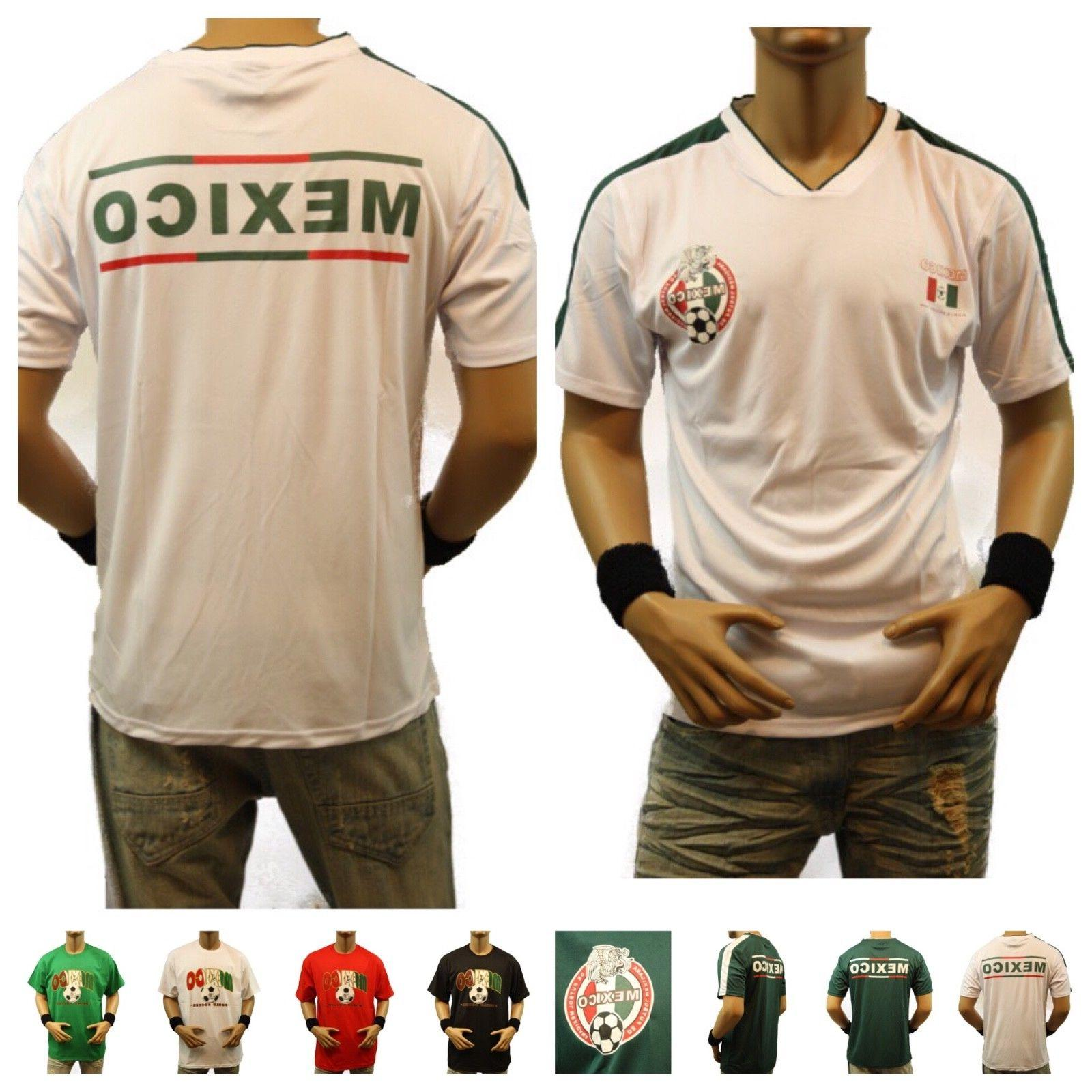 Mexico Jersey 2018 World Cup T-Shirt Men
