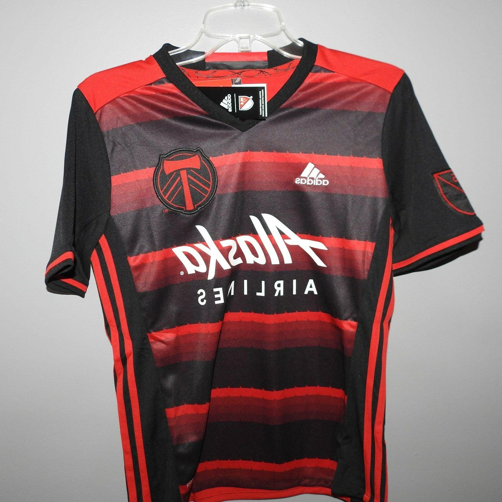 mls portland timbers soccer jersey new youth