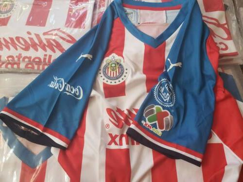 NEW CHIVAS JERSEY have 19th