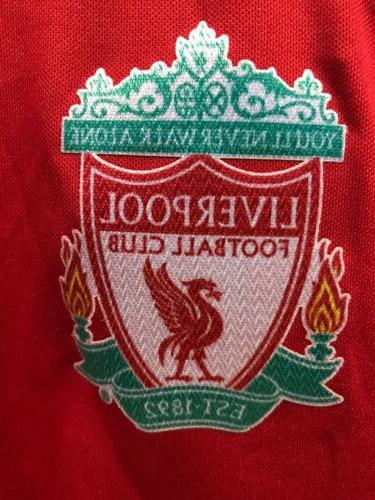NEW Polyester Liverpool Color Red M