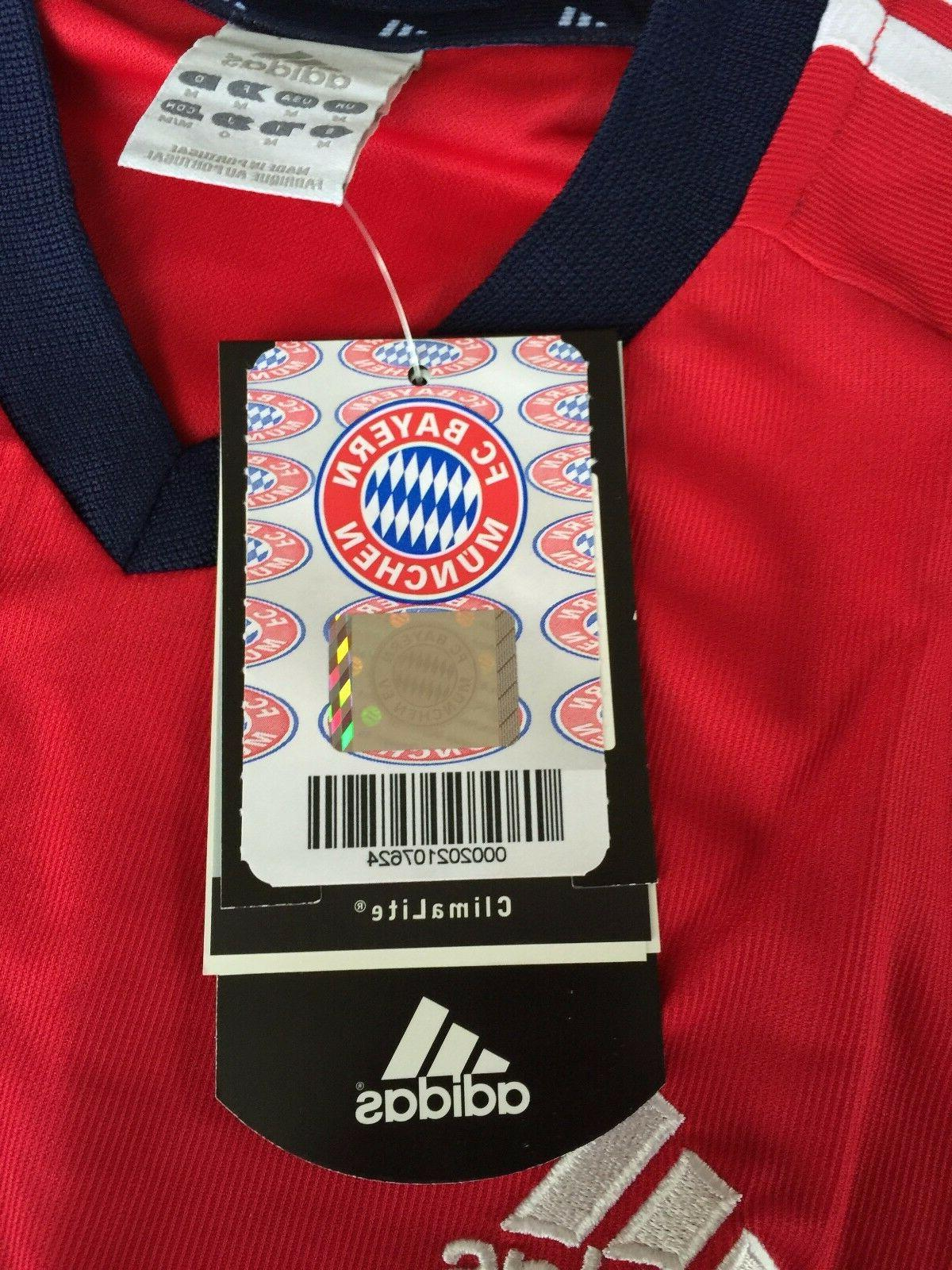 NEW Adidas Bayern Munich Germany Soccer -