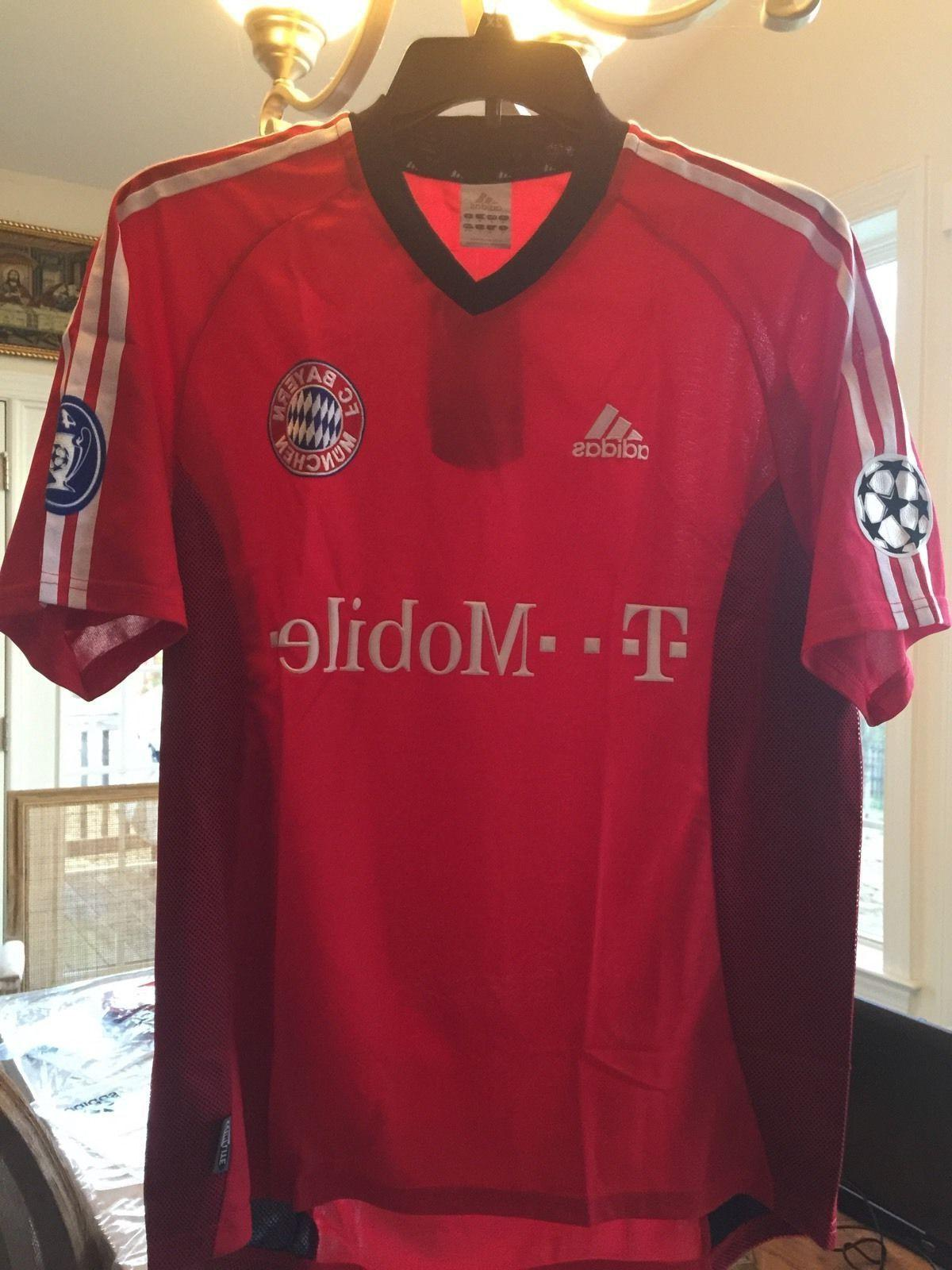NEW Munich Soccer Jersey
