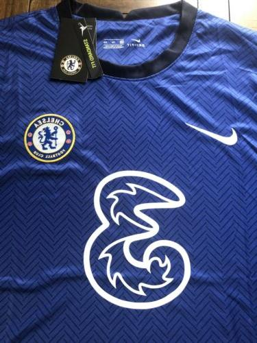 new chelsea soccer jersey home 2020 21