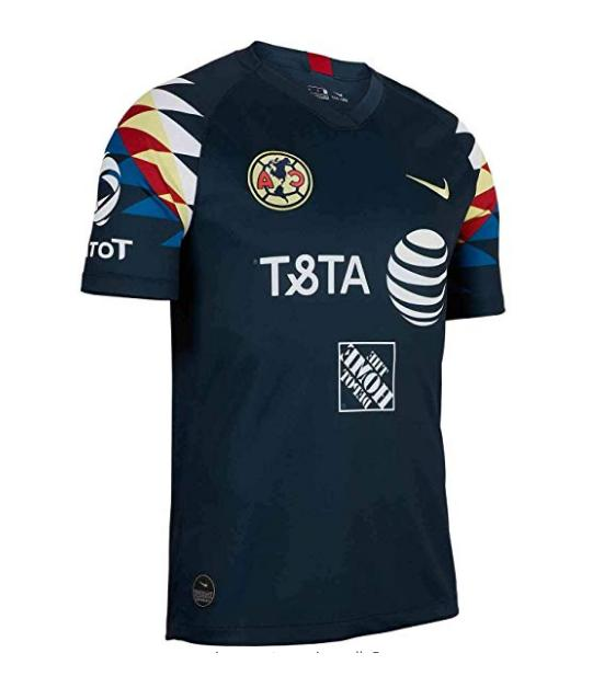 new club america away soccer jersey futbol