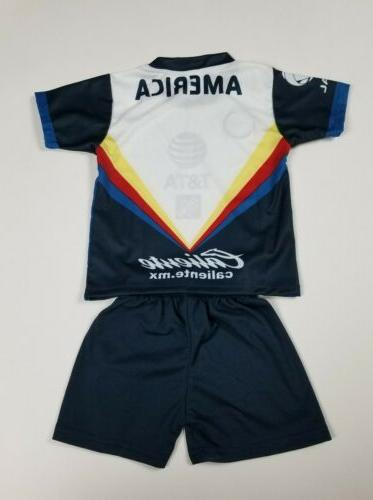 New America Away Soccer Jersey Mexico Liga Mx