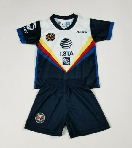new club america kid s away soccer