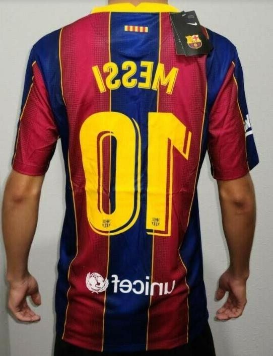 New Lionel Messi FC Jersey - 2020/2021 -