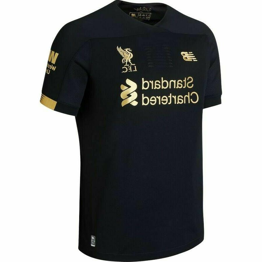 New Liverpool Soccer Jersey Men Size