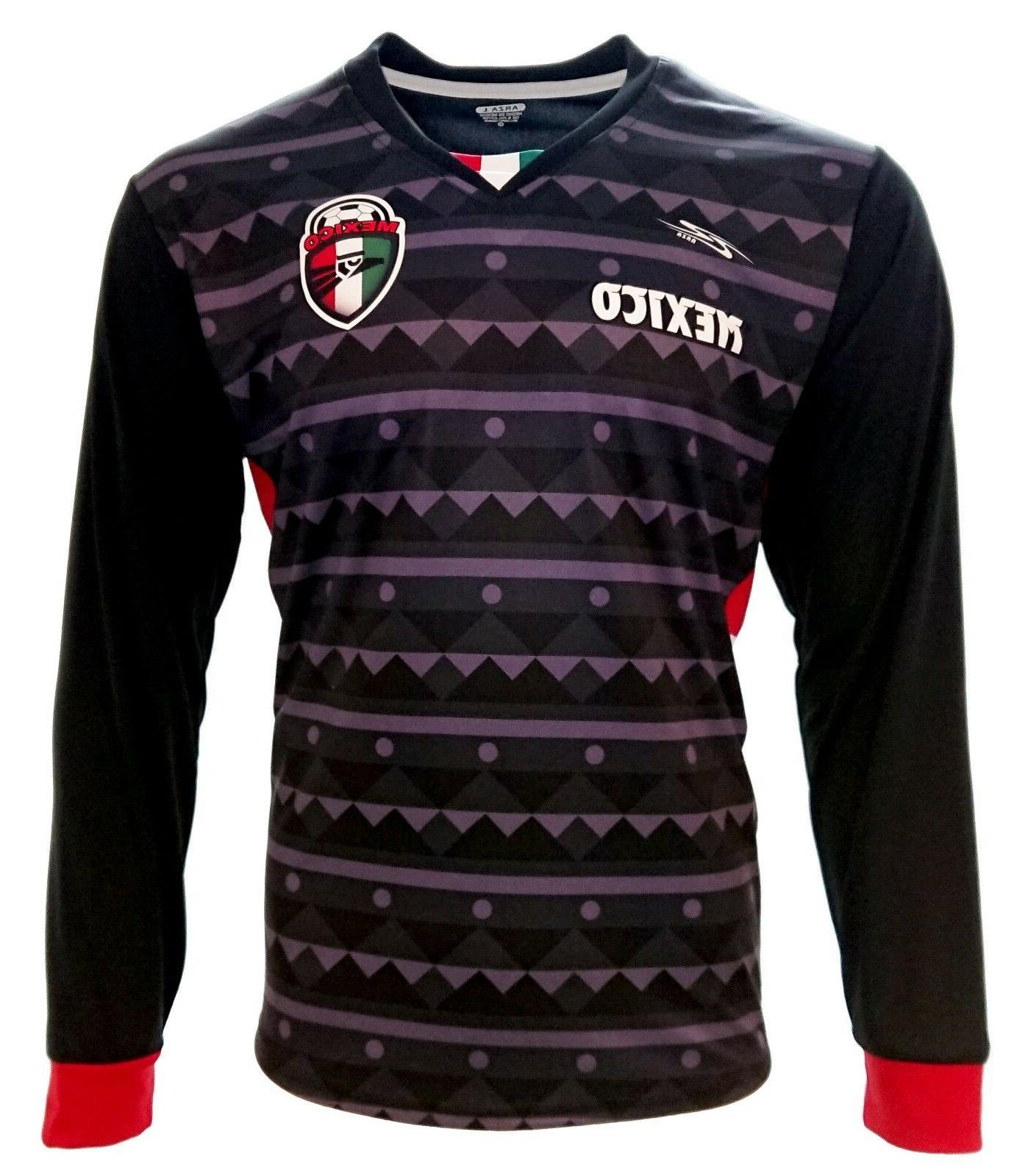 new men s mexico jersey arza soccer