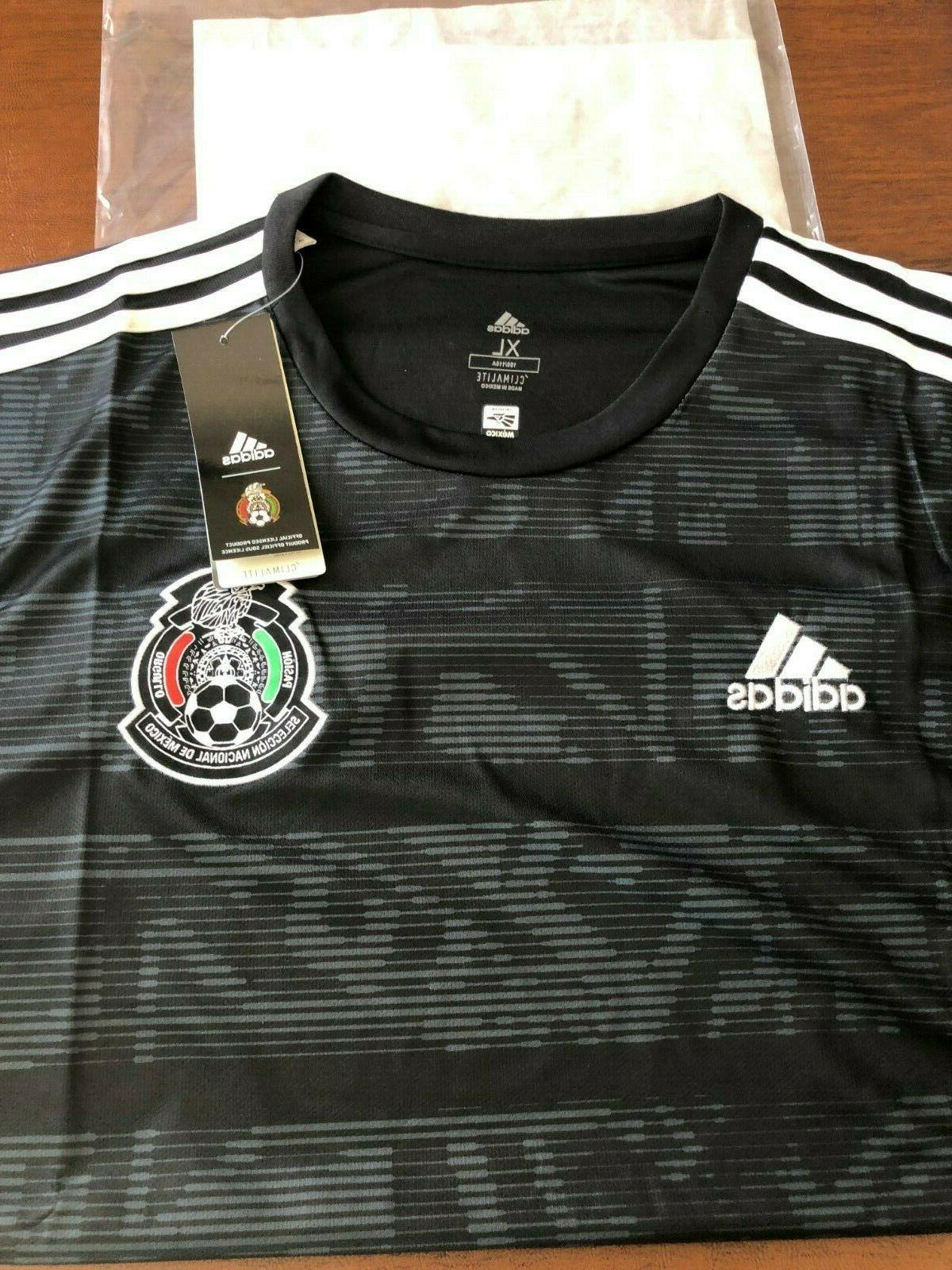 NEW 19/20 Soccer Jersey Seleccion Mexicana Sizes