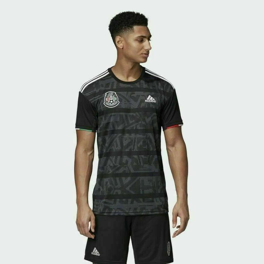 NEW Soccer Jersey Gold Cup Seleccion BLACK Sizes