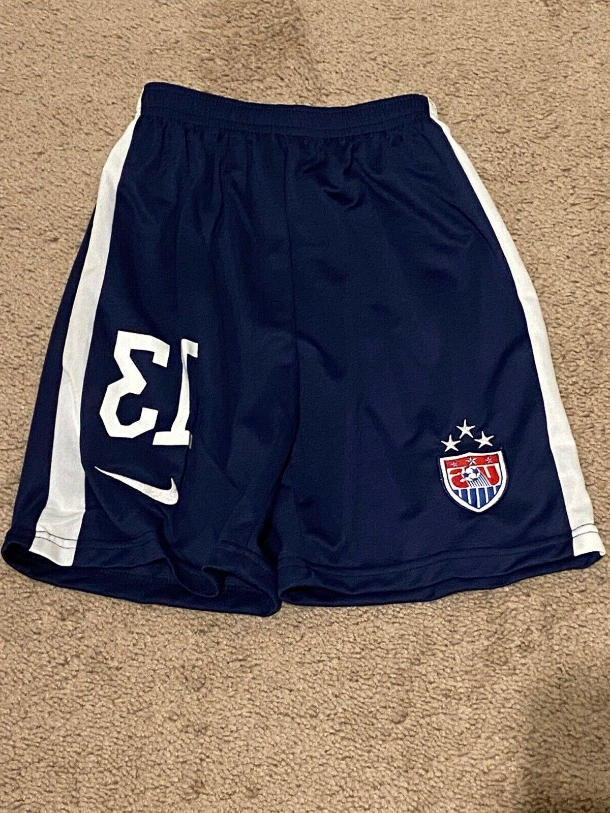 New US Soccer 2015 World Cup Jersey Youth 22 Nike Alex Morgan