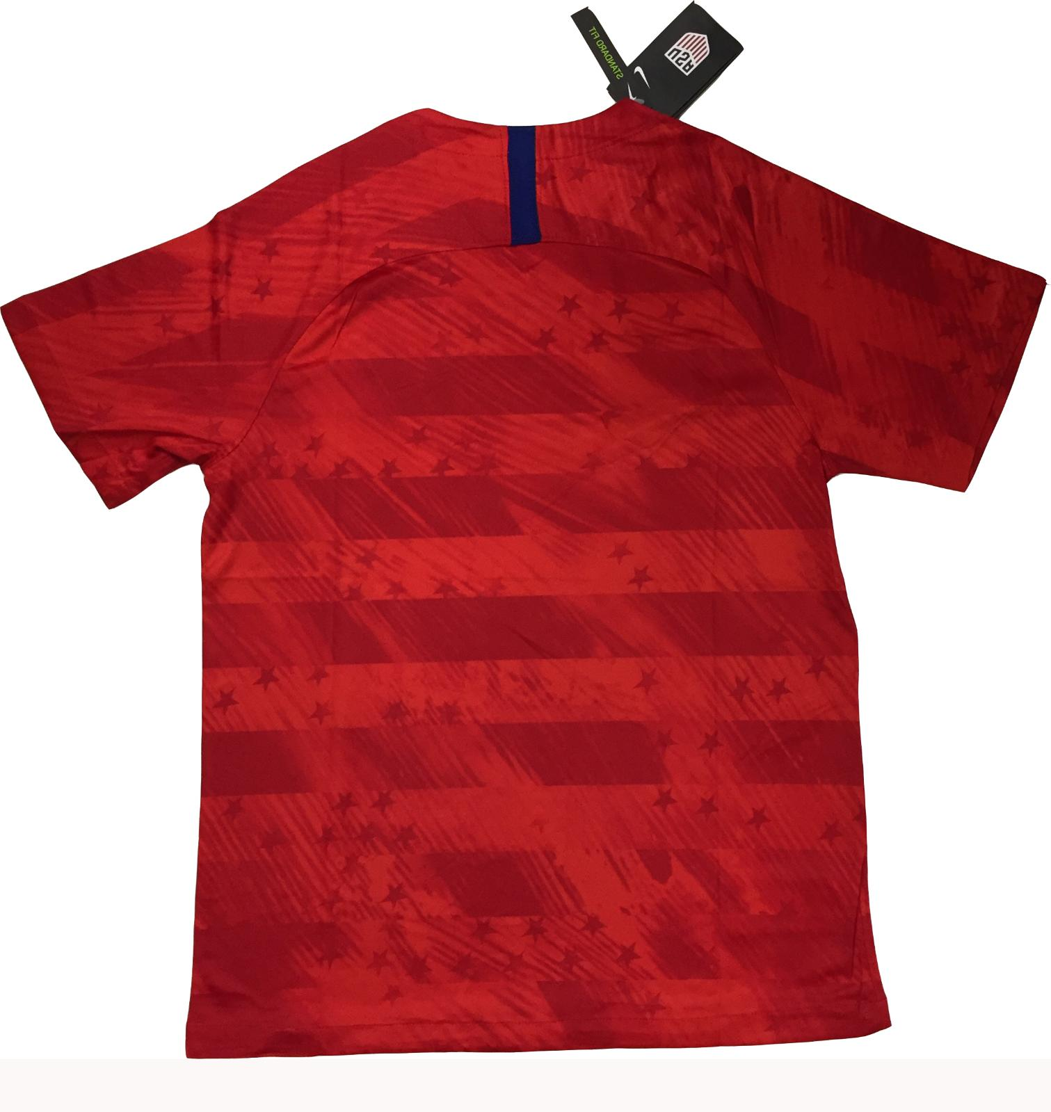 NEW JERSEY GOLD CUP RED AWAY