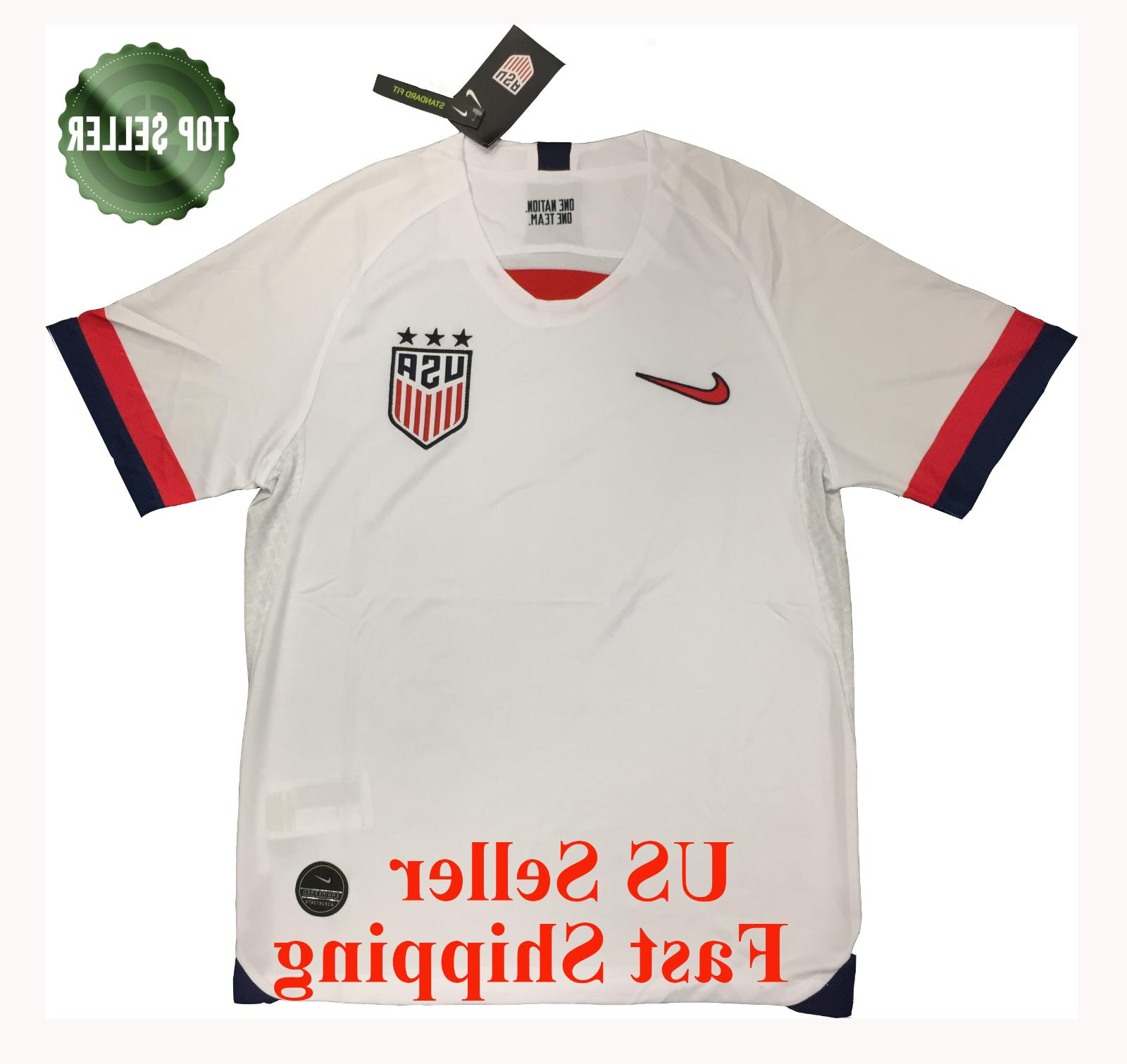 new usa home soccer jersey 2019 gold