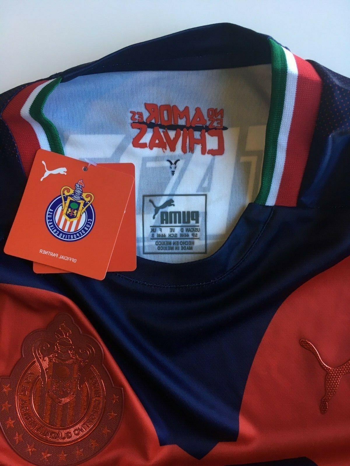 NWT Chivas 3rd 2019 Men