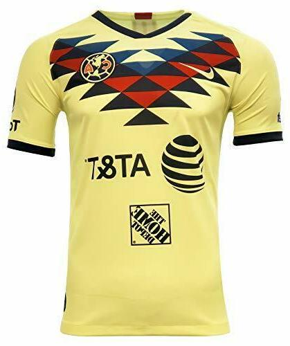nwt club america 2019 home jersey m