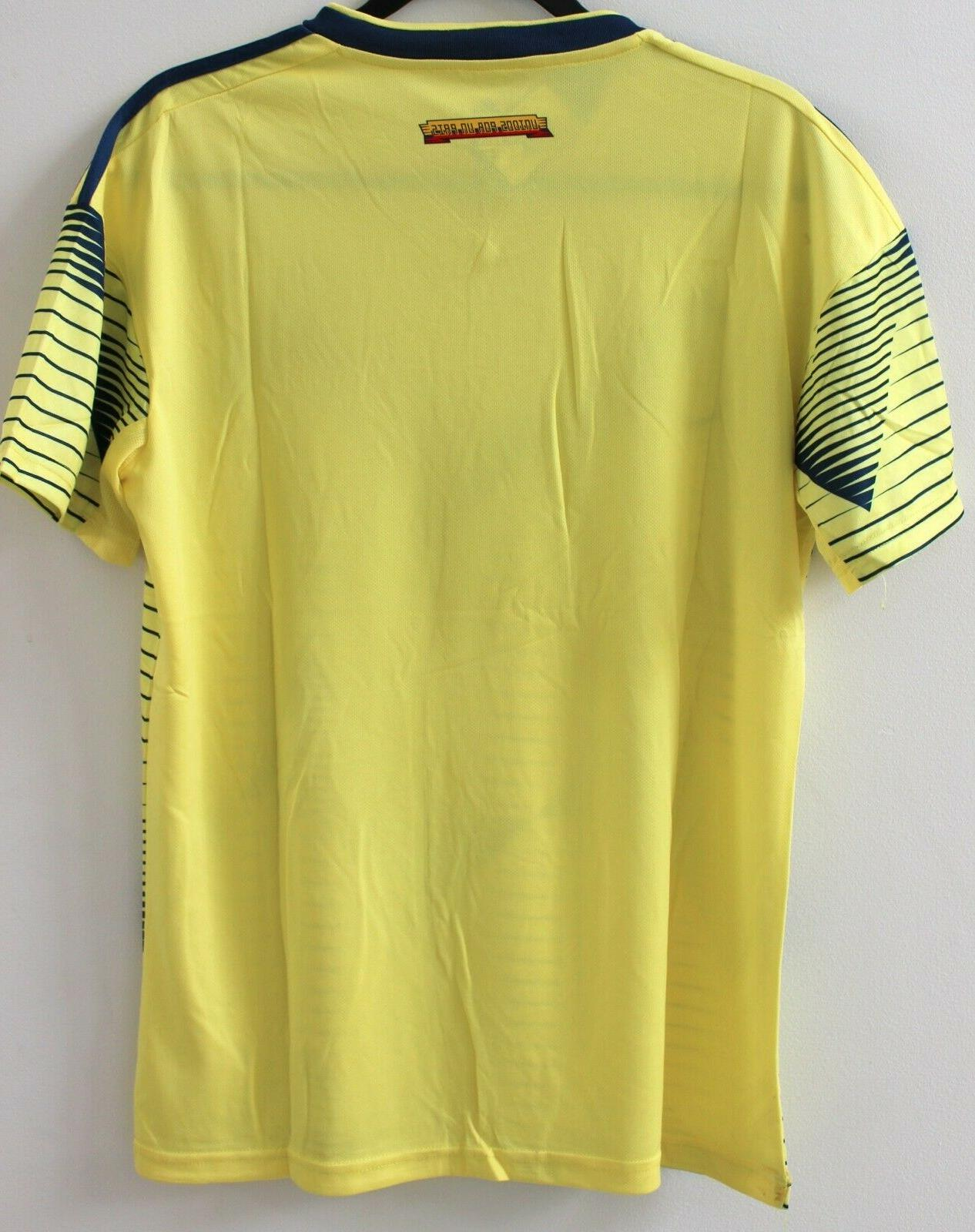 NWT Colombia 2019 Home Soccer Football Men's M