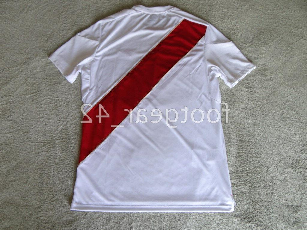 Official Authentic Peru Soccer 2018 World Cup Shirt