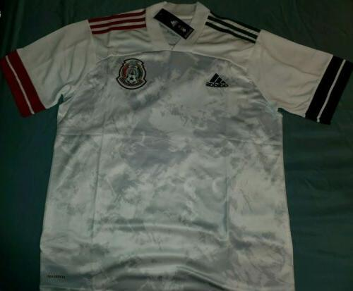 Playera Seleccion Mexicana Visita/Away